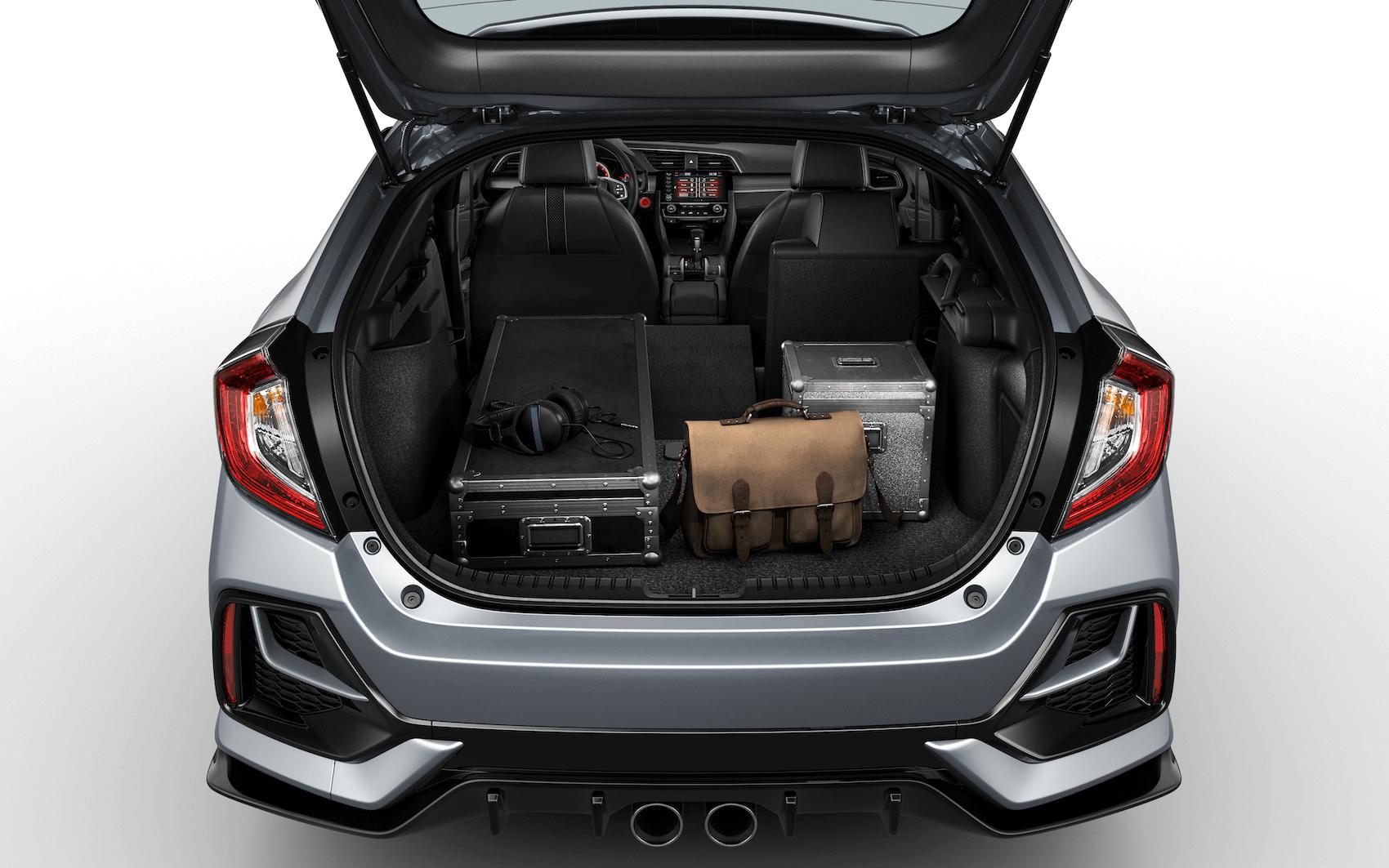 Honda Civic Cargo