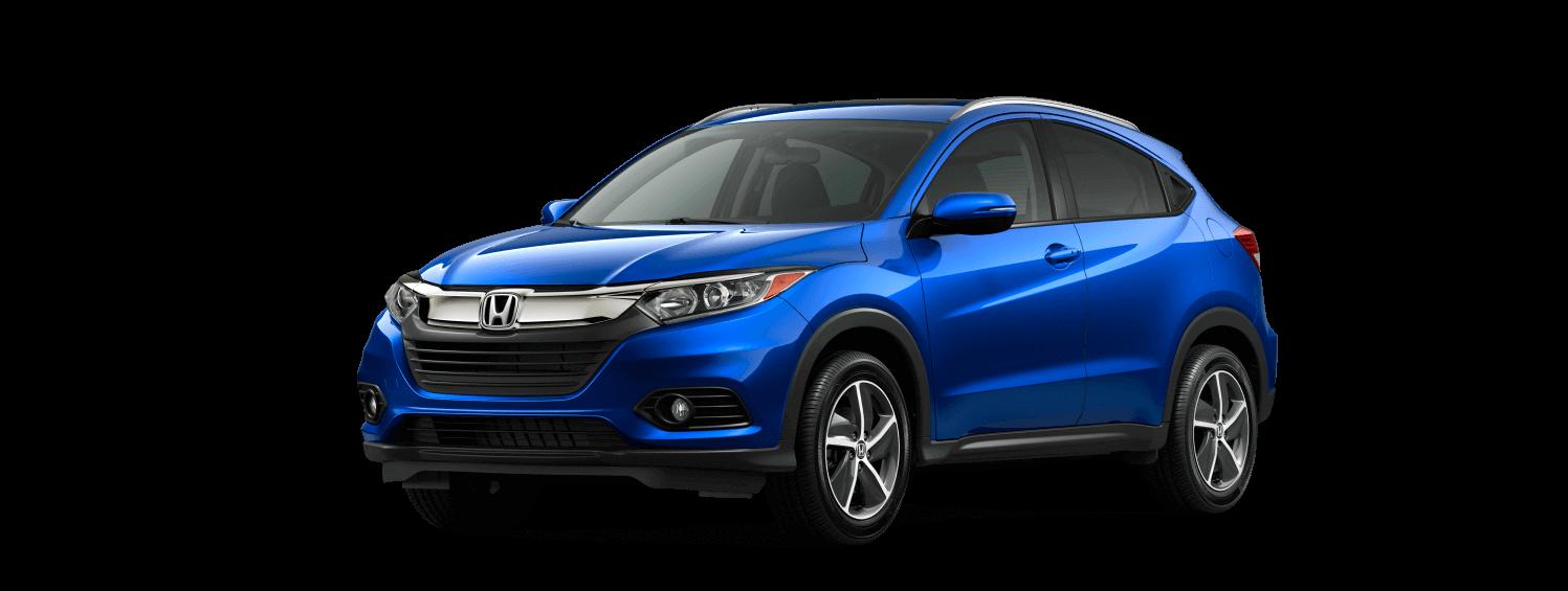 2021 Honda HR-V Blue Irvine CA