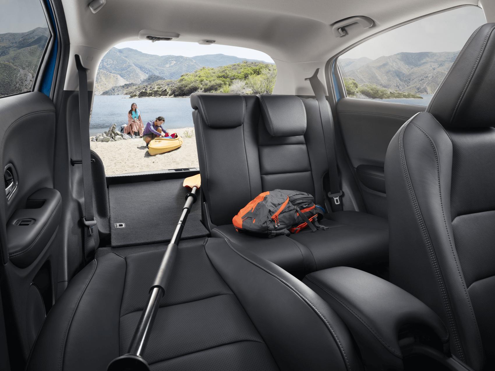 Honda HR-V Interior Irvine CA