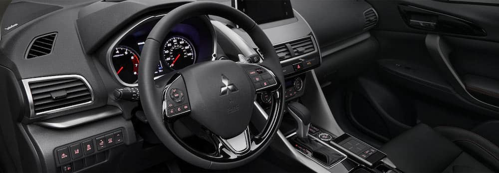 2019 Mitsubishi Eclipse Cross Interior Styling