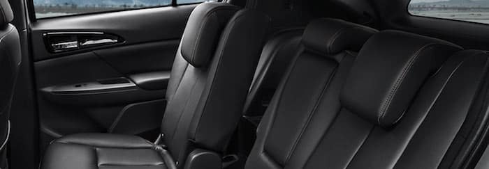 2019 Mitsubishi Eclipse Cross Second Row Seating