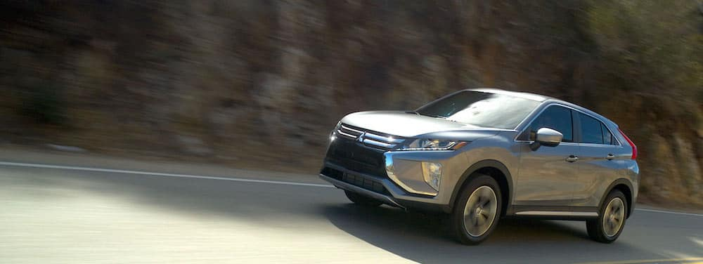 2019 Mitsubishi Eclipse Cross All-Wheel Control