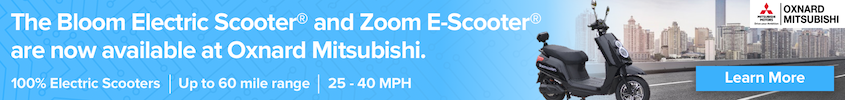 Bloom & Zoom Electric Scooters for sale - Oxnard Mitsubishi dealership