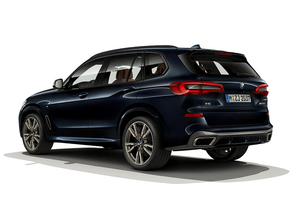 Bmw Introduces The Bmw X5 M50i And X7 M50i Pacific Bmw