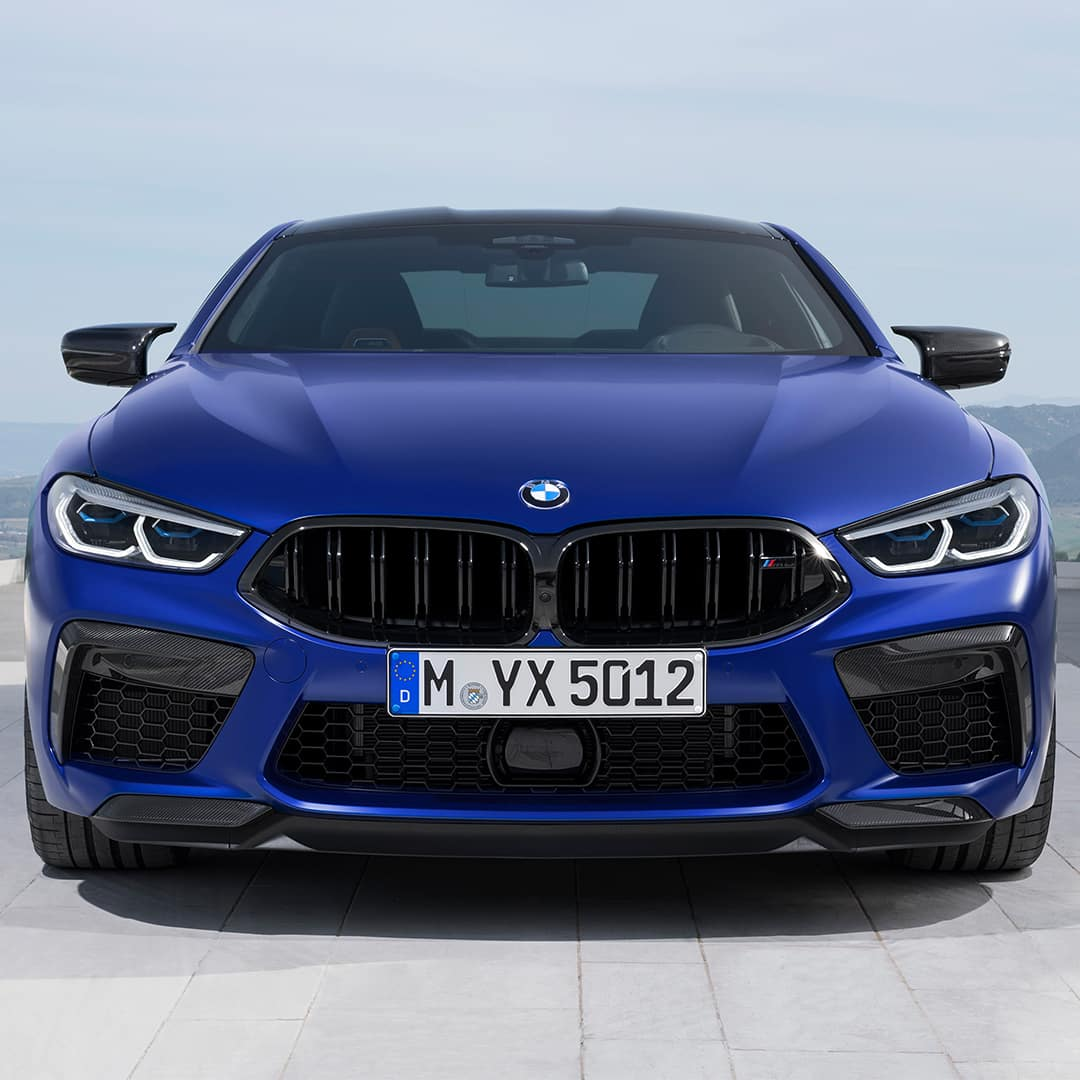 Bmw Introduces The 2020 Bmw M8 Coupe And Convertible