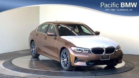 Pre-Owned 2019 BMW 3 Series 330i Sedan RWD 4dr Car
