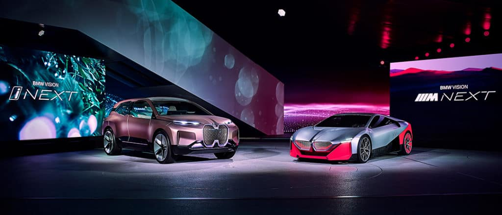What Is The Bmw Vision M Next Pacific Bmw