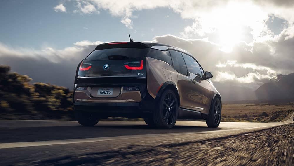 2019 BMW i3 Rear