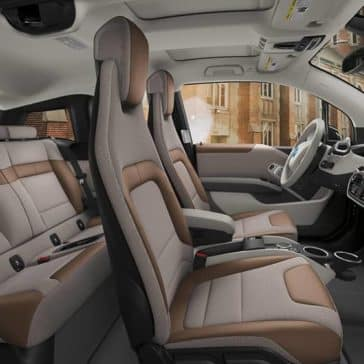 2019 BMW i3 Seating