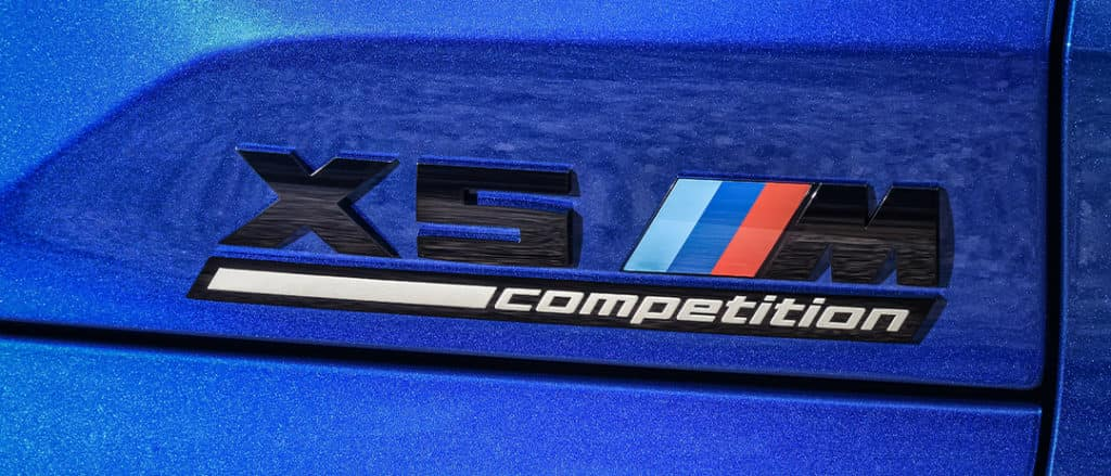 X5 M Competition