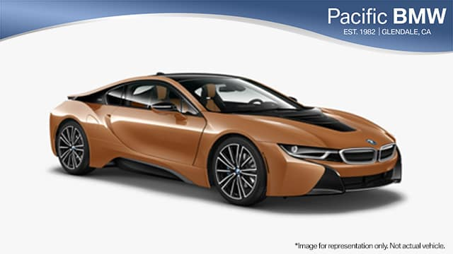 Pre-Owned 2019 BMW i8 Roadster AWD