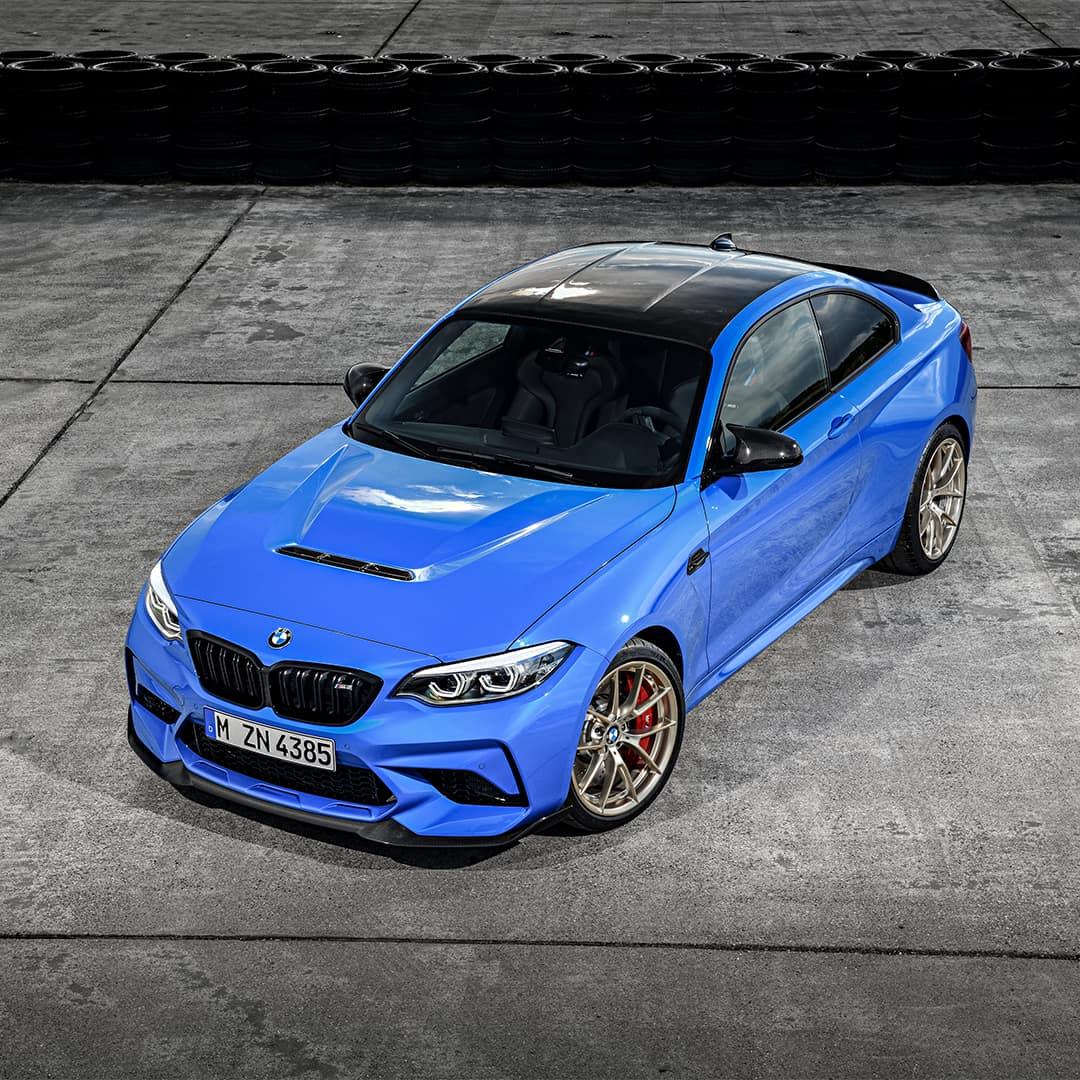 2020 Bmw M2 Vs: INTRODUCING THE 2020 BMW M2 CS