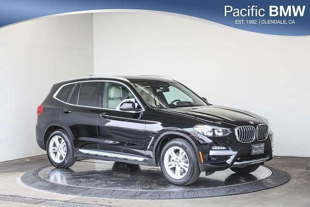 Pre-Owned 2019 BMW X3 sDrive30i Sports Activity Vehicle RWD Sport Utility