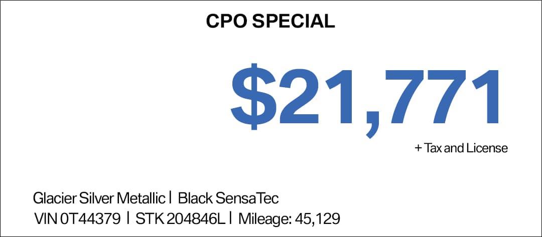 Pacific BMW 2017 CPO X3 for $21,771