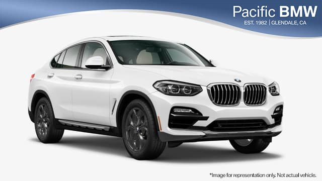 Pre-Owned 2020 BMW X4 xDrive30i Sports Activity Coupe AWD