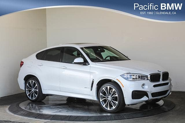 Pre-Owned 2019 BMW X6 xDrive50i Sports Activity Coupe AWD