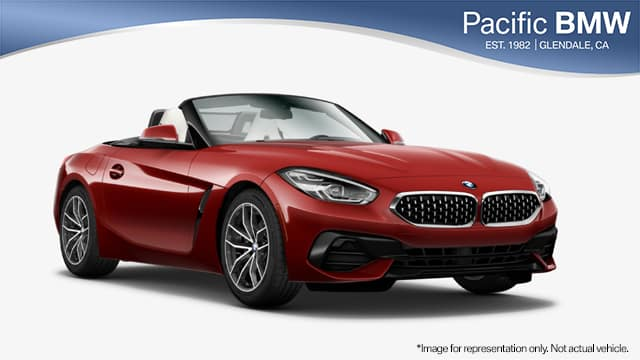 Pre-Owned 2019 BMW Z4 sDrive30i Roadster RWD Convertible
