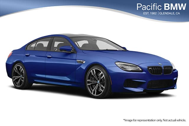 Pre-Owned 2019 BMW M6 Gran Coupe RWD 4dr Car