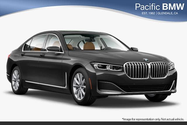 Pre-Owned 2020 BMW 7 Series 740i Sedan RWD 4dr Car