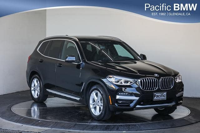 Pre-Owned 2020 BMW X3 sDrive30i Sports Activity Vehicle RWD Sport Utility