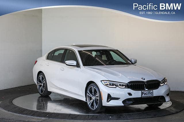 Pre-Owned 2021 BMW 3 Series 330e Plug-In Hybrid RWD 4dr Car