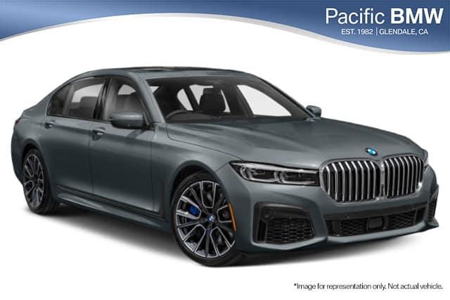 Pre-Owned 2021 BMW 7 Series 740i Sedan RWD 4dr Car