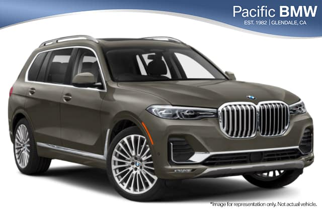 Pre-Owned 2021 BMW X7 xDrive40i Sports Activity Vehicle AWD
