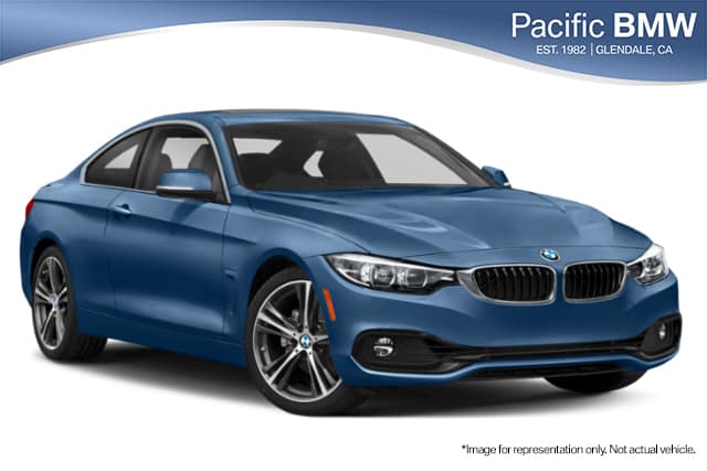 Pre-Owned 2020 BMW 4 Series 430i Coupe RWD 2dr Car