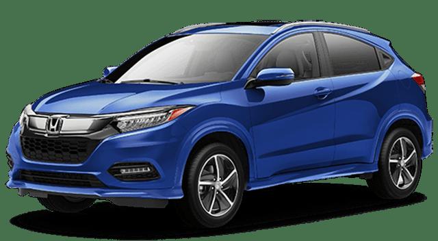 2019 Honda HR-V Blue