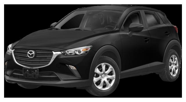 2019 Mazda CX-3 Black