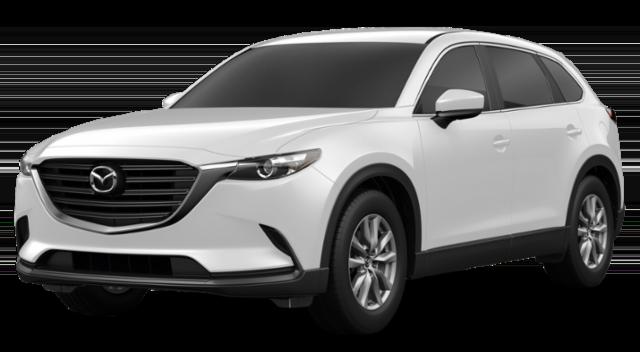 2019 Mazda CX-9 White
