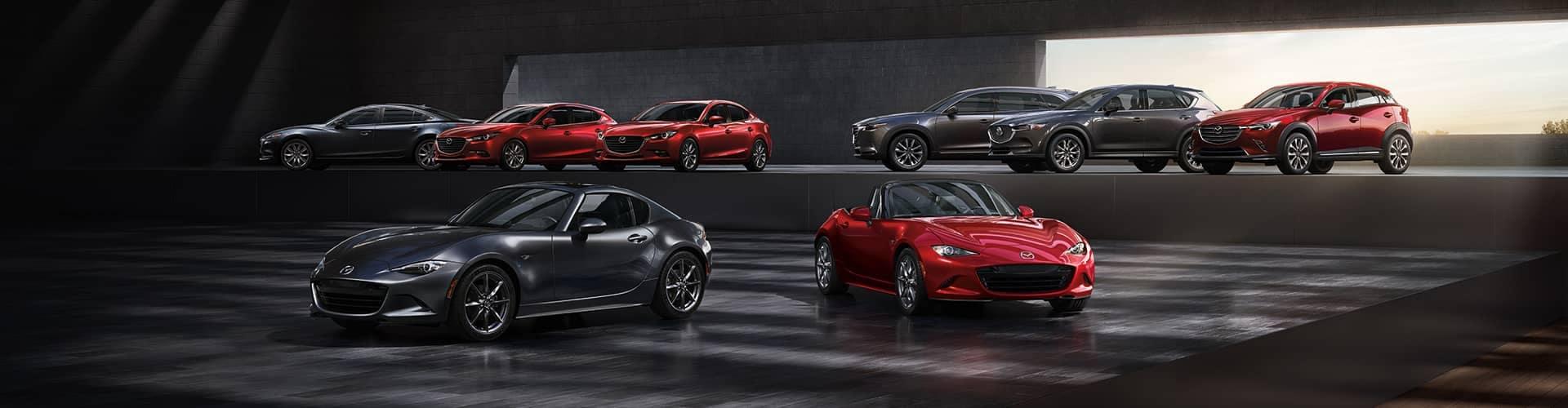 Mazda Model Lineup
