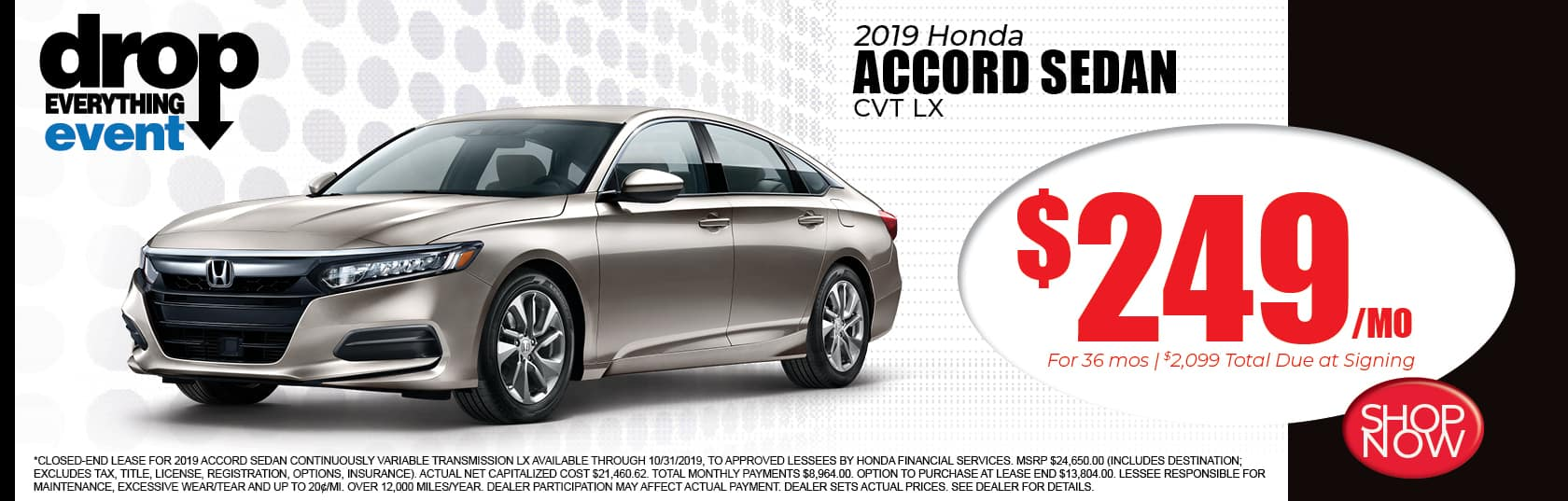 New Honda Accord Sedan for Sale in Midlothian, VA