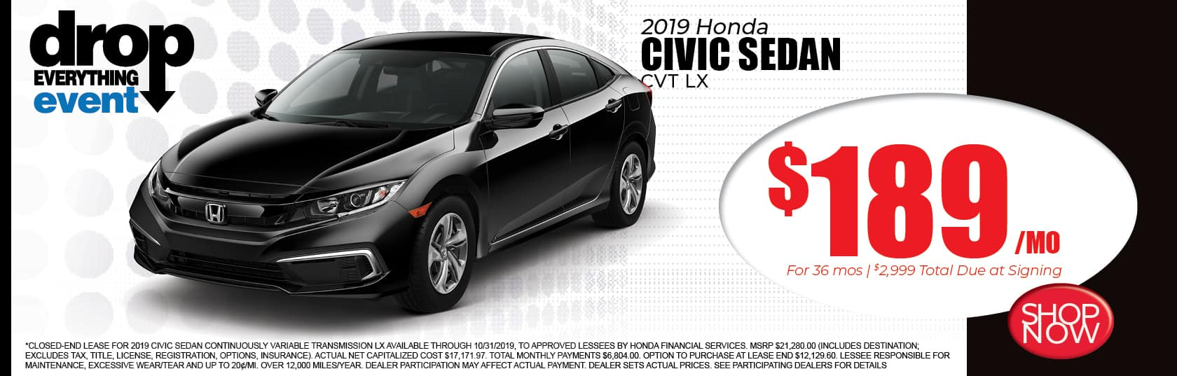 New Honda Civic Sedan for Sale in Midlothian, VA