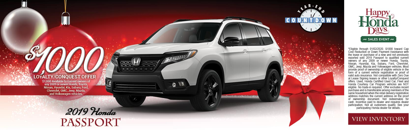New Honda Passport for Sale in Midlothian, VA