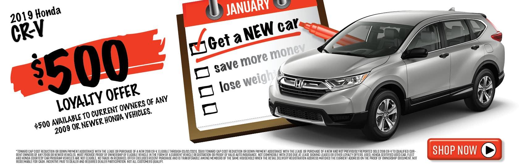 New Honda CR-V for Sale in Midlothian, VA