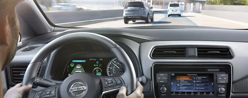 The 2019 Nissan Leaf   Pearson Nissan of Ocala