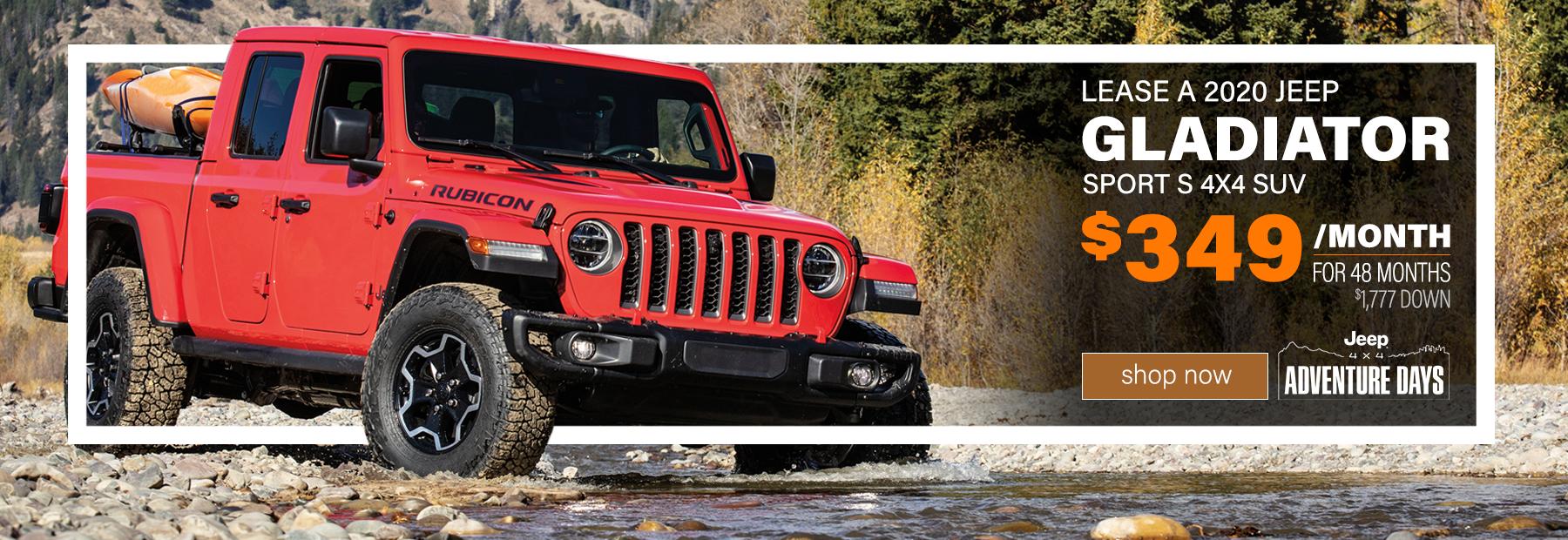 new-2020-jeep-gladiator-lease-deal-dayton-ohio