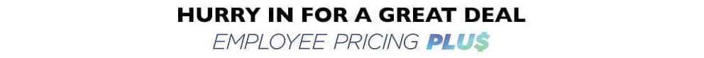 Employee pricing at Performance CDJR