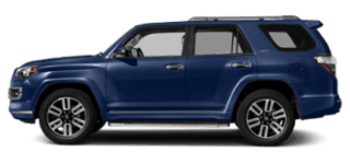 2019-toyota-4runner side view