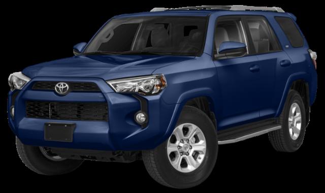 Toyota Blue 4runner