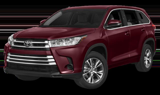 Toyota Red Highlander