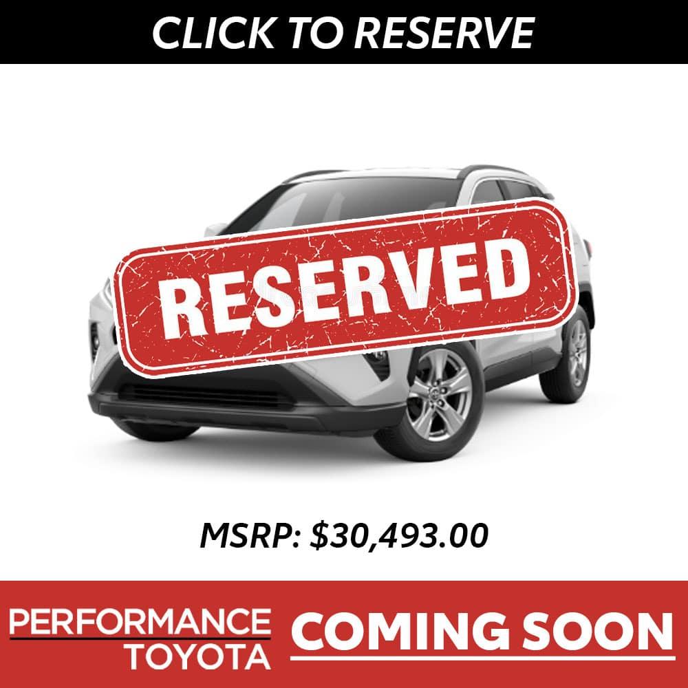 RAV4 XLE AWD