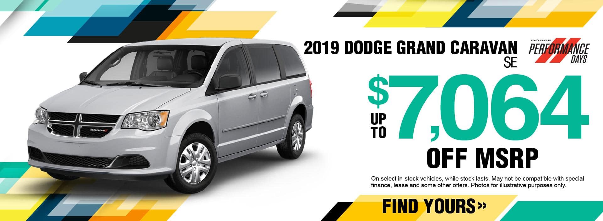 2019 Dodge Grand Caravan Savings