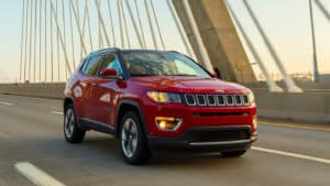 2020 Jeep Compass Highlights