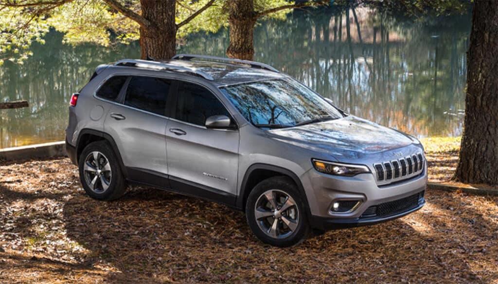 2020 Jeep Cherokee Park Sense