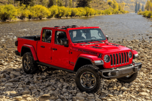 Jeep wins two FOUR WHEELER Magazine Awards