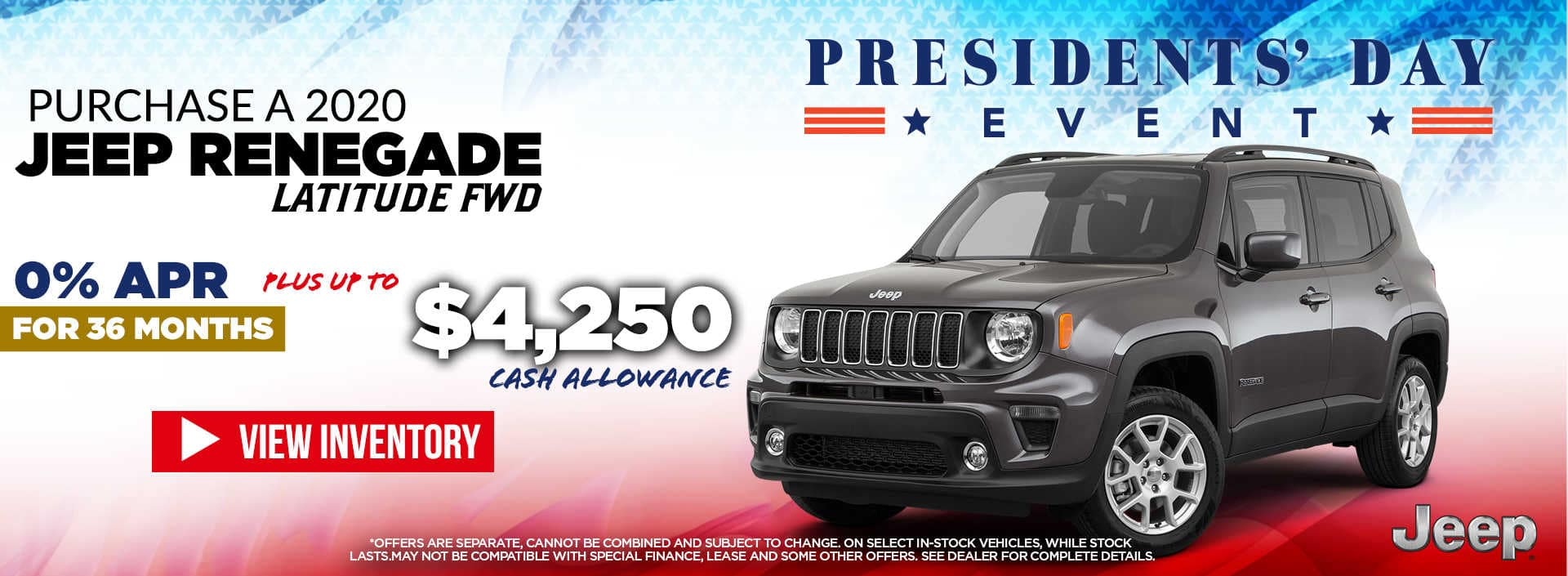 2020 renegade for sale