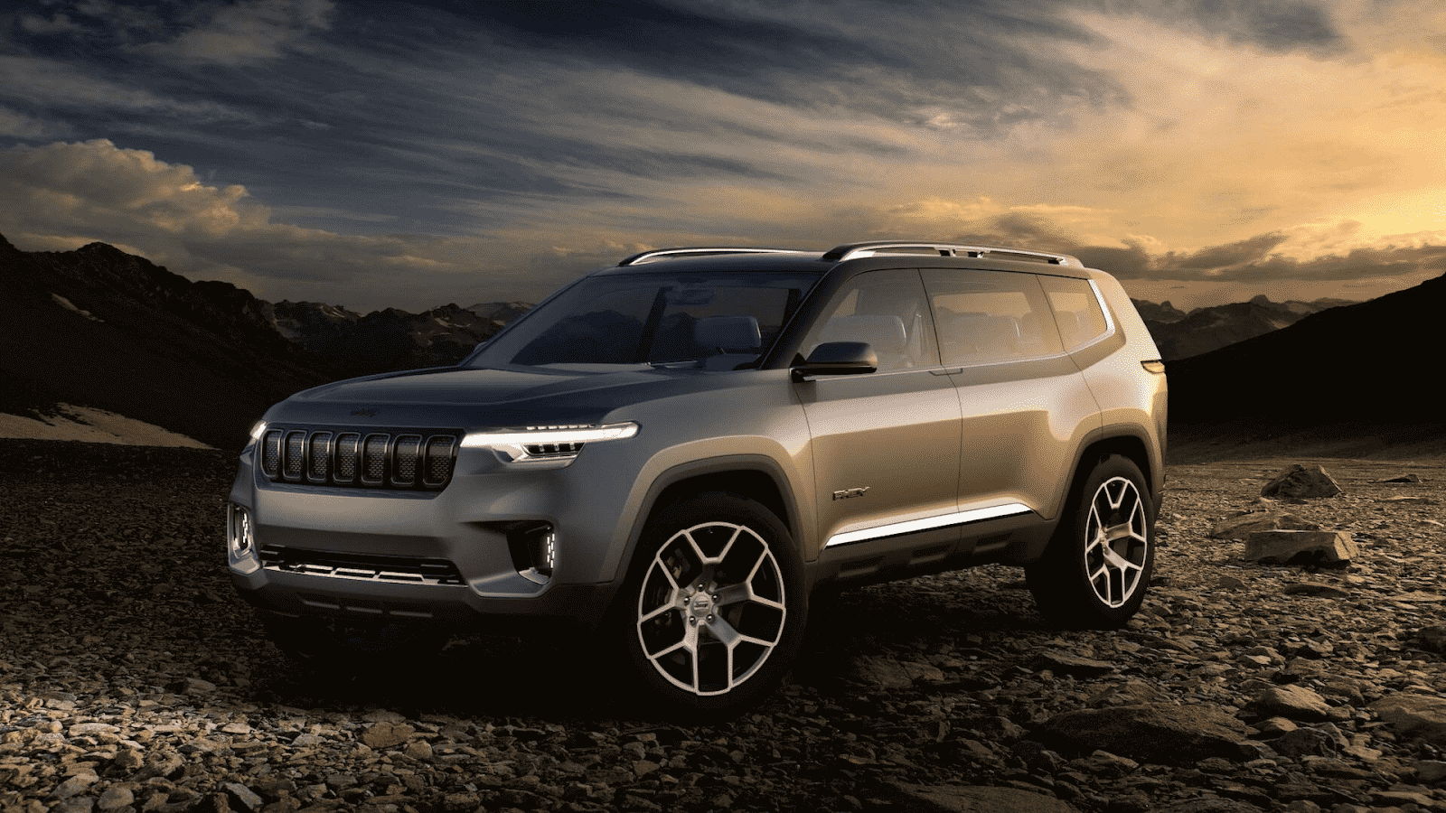 2020 Jeep Grand Wagoneer Research New
