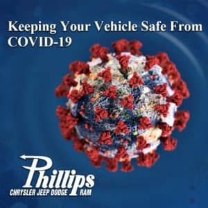 Protect Car from COVID